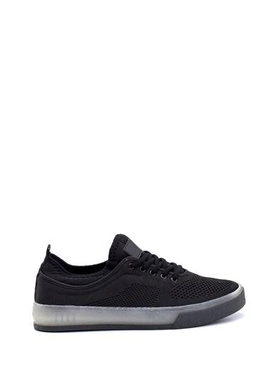 Derimod Erkek Ayakkabı(89436) Sneaker Siyah